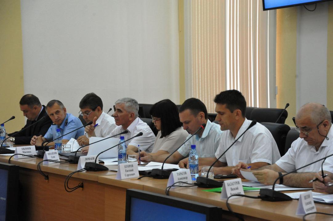 Наталья Жданова провела совместное заседание антитеррористической комиссии и оперативного штаба в Забайкальском крае