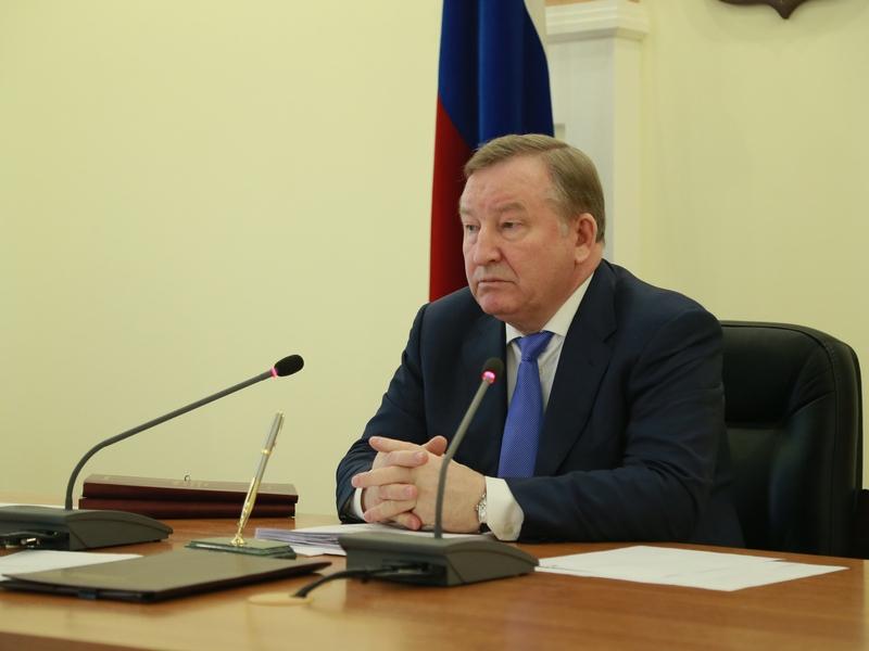 Председатель АТК, Губернатор Алтайского края, председатель Правительства Алтайского края Александр Карлин