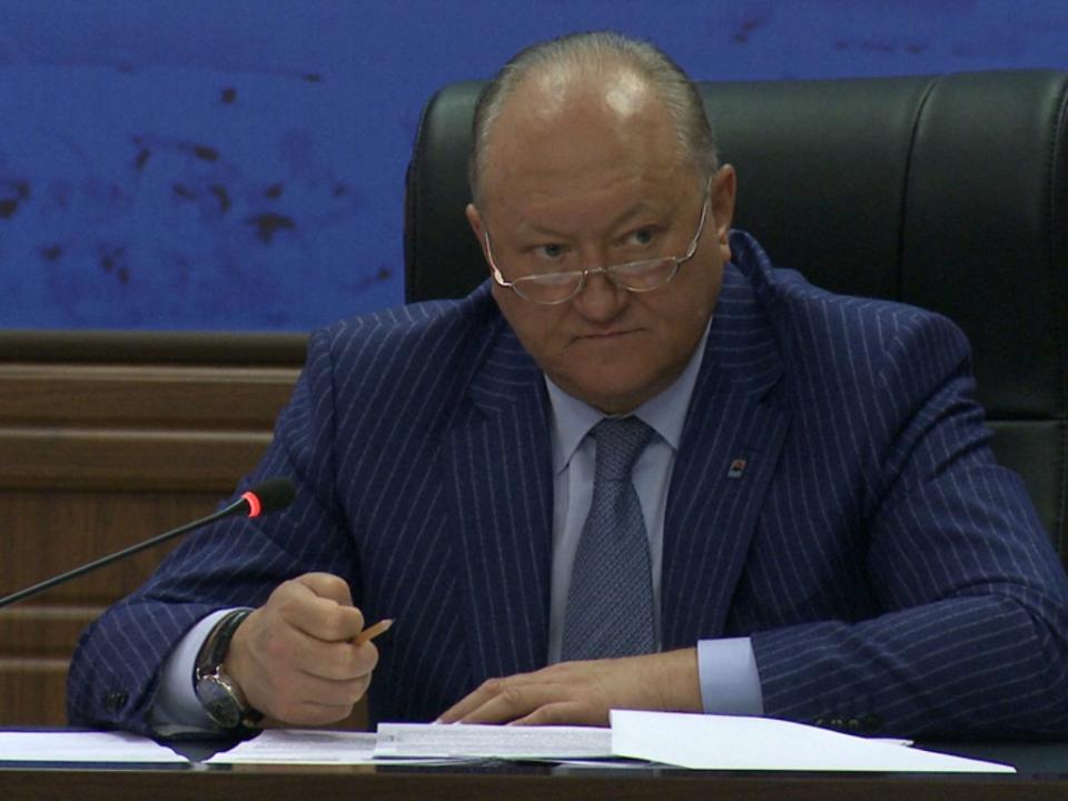Губернатор Камчатского края Владимир Илюхин провёл заседание антитеррористической комиссии
