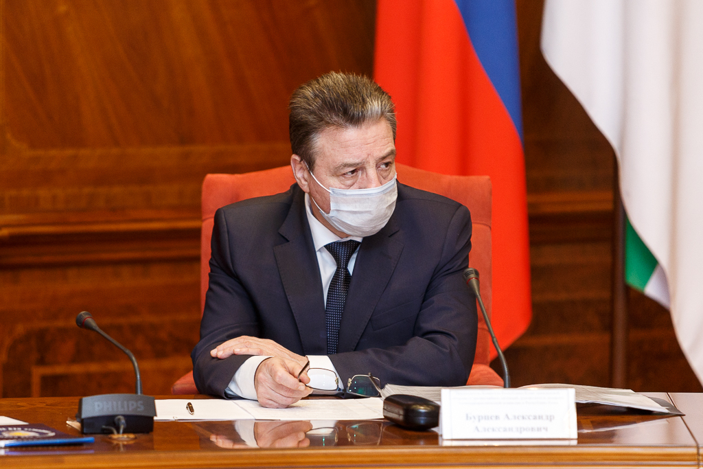 Выступление руководителя аппарата Антитеррористической комиссии в Республике Коми Бурцева А.А. по вопросу
