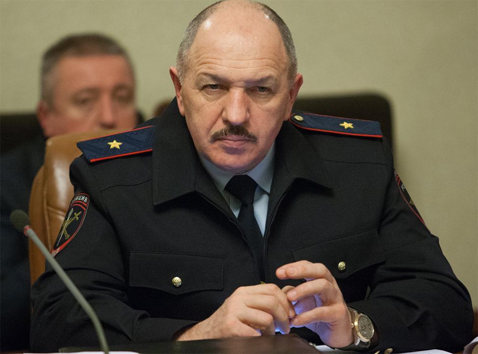 Заседание антитеррористической комиссии Астраханской области