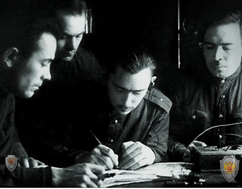 Радиоигра с противником. Фото: из архивов ФСБ РФ