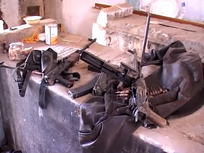 В дагестанском Буйнакске в ходе КТО нейтрализованы трое бандитов, обезврежен пояс смертника