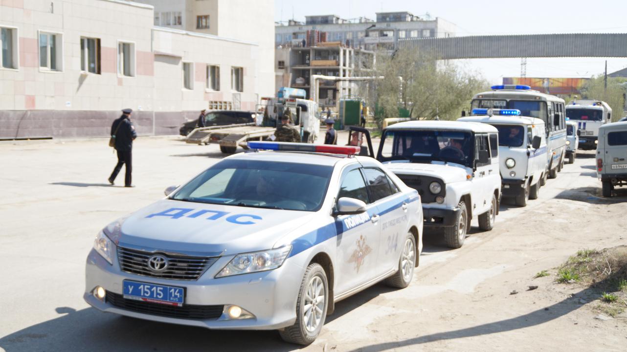 В Якутске проведены контртеррористические учения