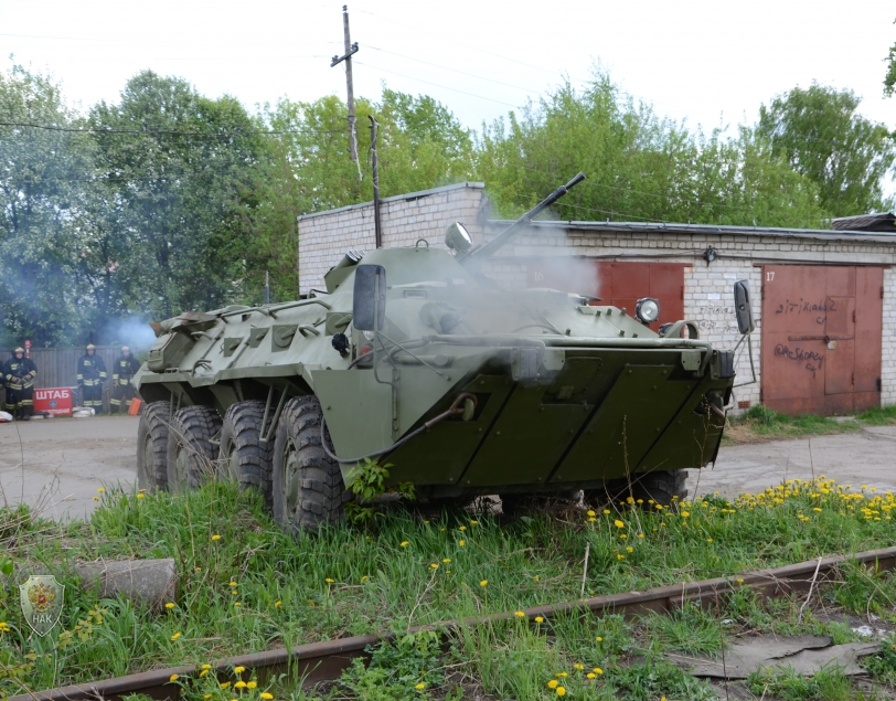 Оперативным штабом в Кировской области проведено плановое антитеррористическое тактико-специальное учение