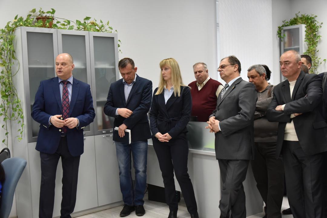 Выездное заседание антитеррористической комиссии муниципального образования «Город Астрахань»