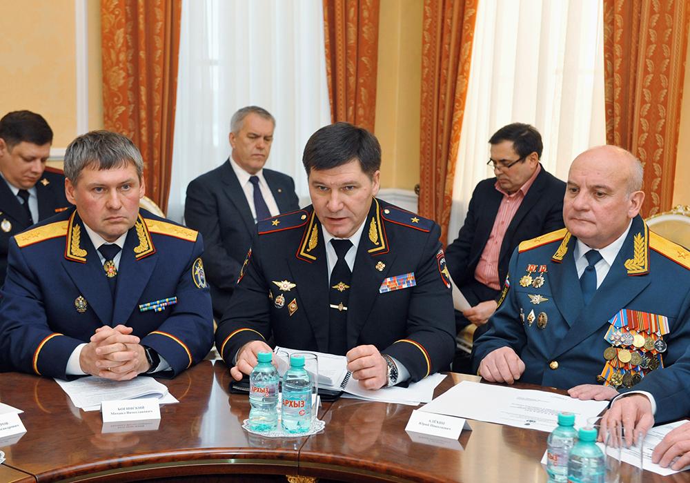 Правоохранительные органы Тюменской области в праздники работают в усиленном режиме