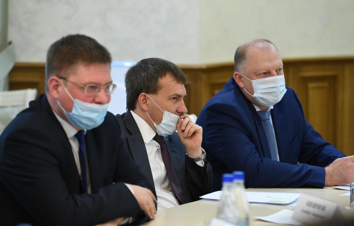 В Тверской области проведено заседание антитеррористической комиссии