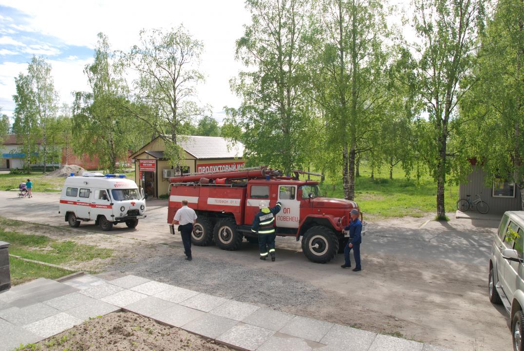 Оперативным штабом в Республике Карелия проведено плановое командно-штабное учение