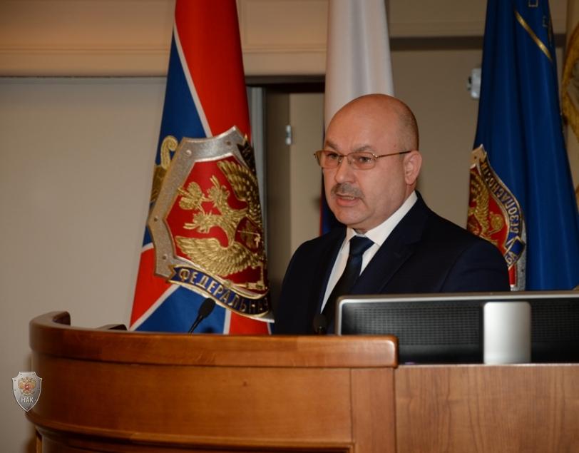 Заседание Национального антитеррористического комитета
