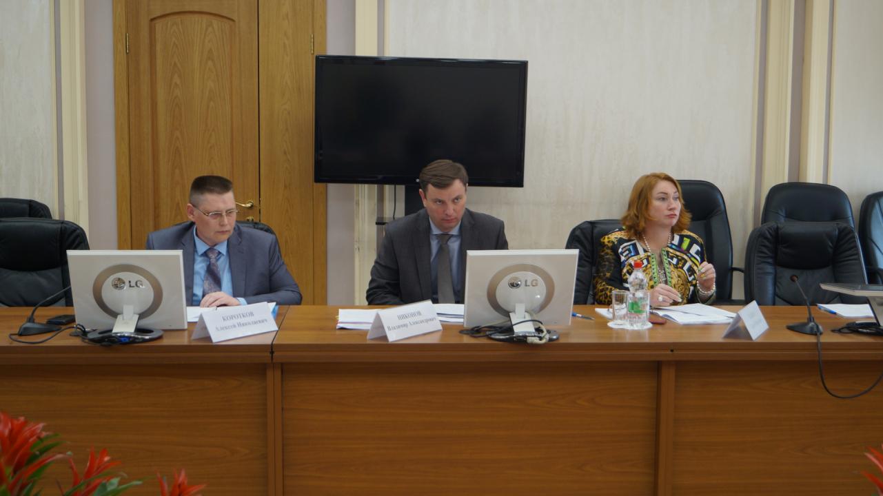 Проведено заседание антитеррористической комиссии в Нижегородской области