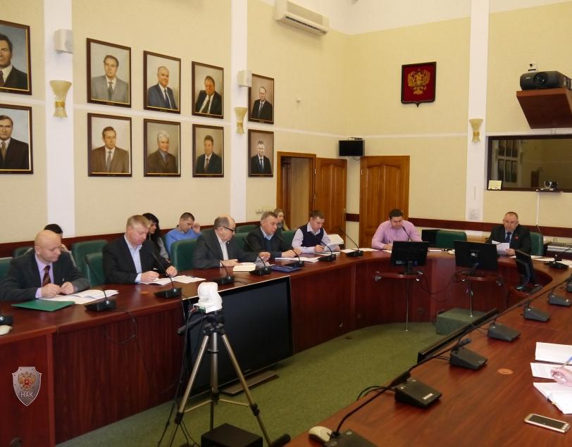 В правительстве области обсудили вопросы профилактики терроризма