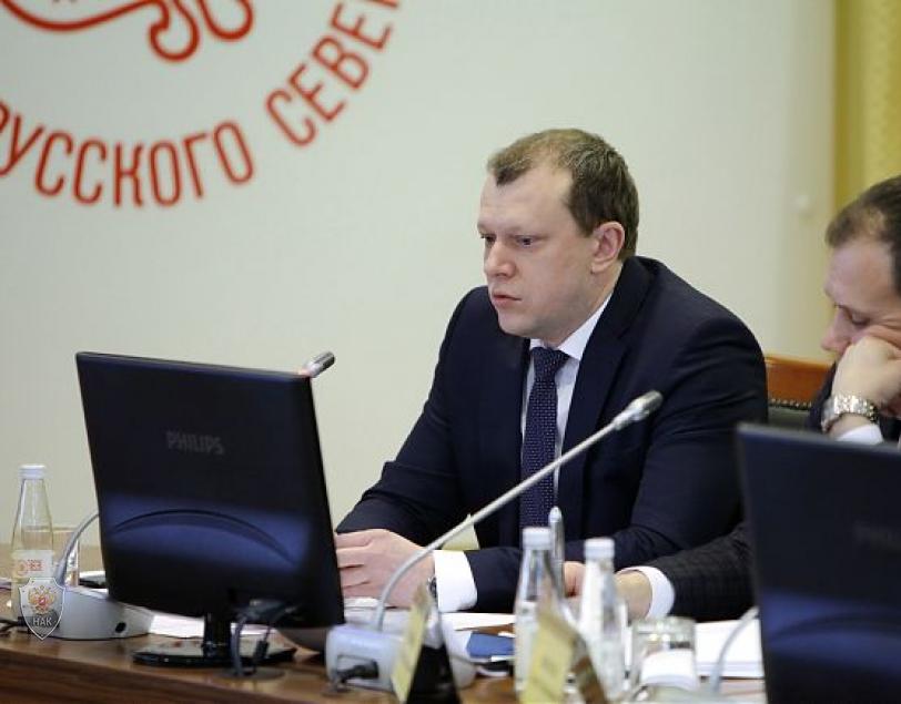 Выступление Первого заместителя Губернатора области, председателя Правительства области А.В. Кольцова