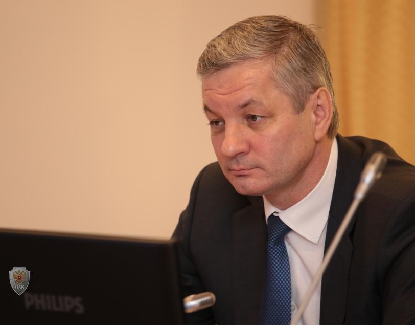 Председатель Законодательного Собрание области А.Н. Луценко