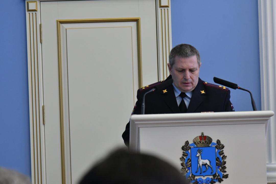 Безопасность самарцев 9 мая будут обеспечивать почти 3 тысячи сотрудников правоохранительных органов