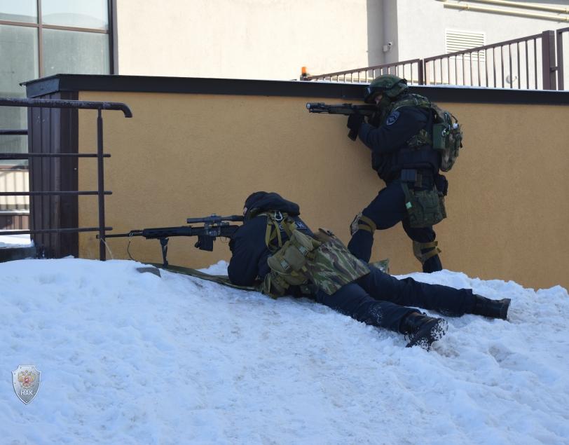 Оперативным штабом в Рязанской области проведено командно-штабное учение