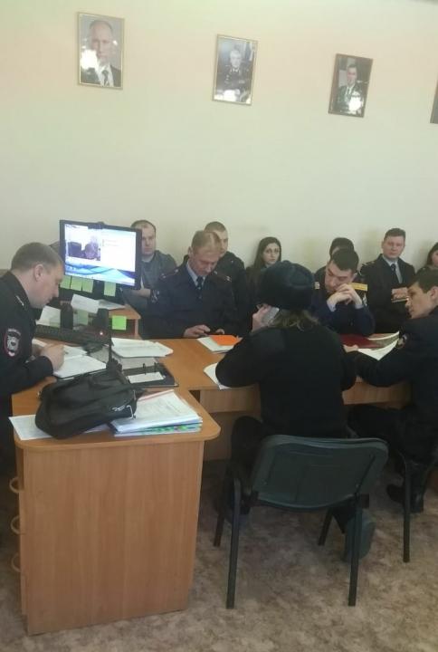 Совещание оперативной группы в Яшкинском муниципальном районе