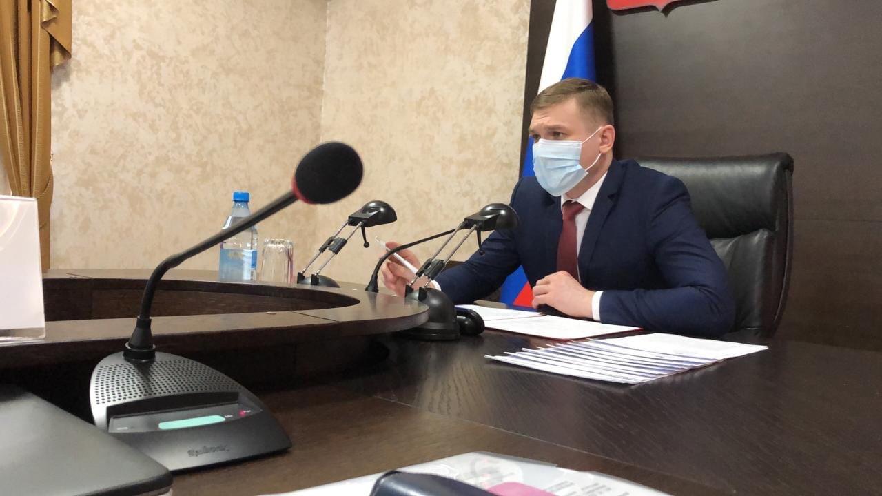 В Хакасии проведено заседание антитеррористической комиссии