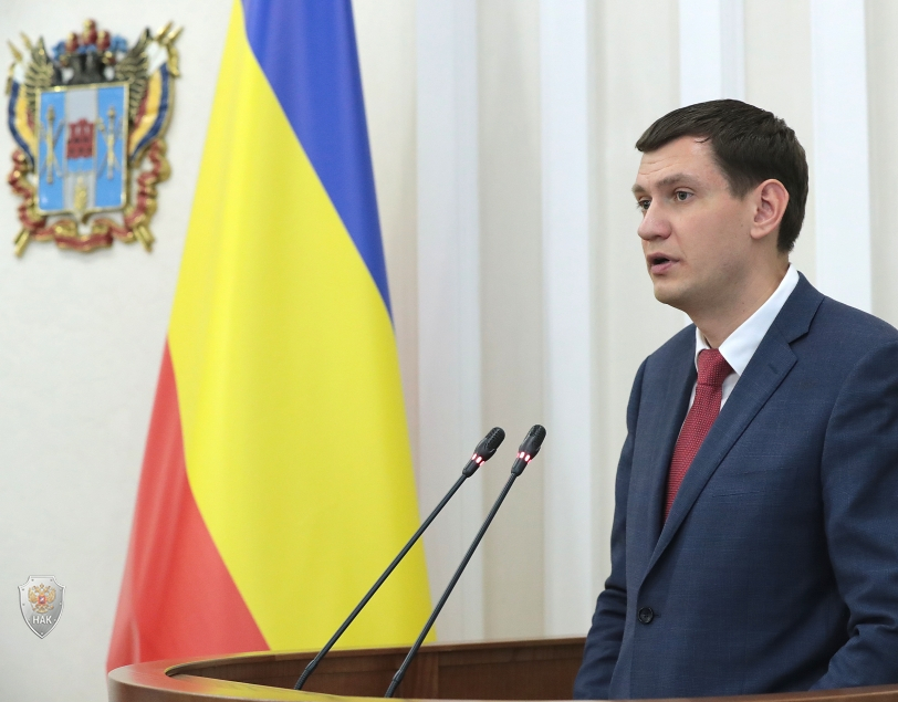 Прошло совместное заседание антитеррористической комиссии и оперативного штаба области