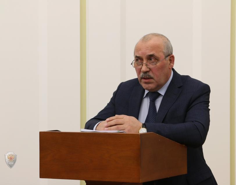 Выступление председателя избирательной комиссии Республики Мордовия Косова А.В.