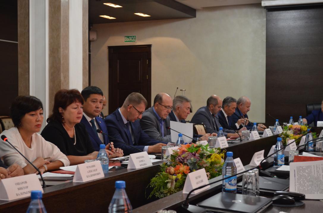 В Хакасии рассмотрены очередные задачи по противодействию терроризму