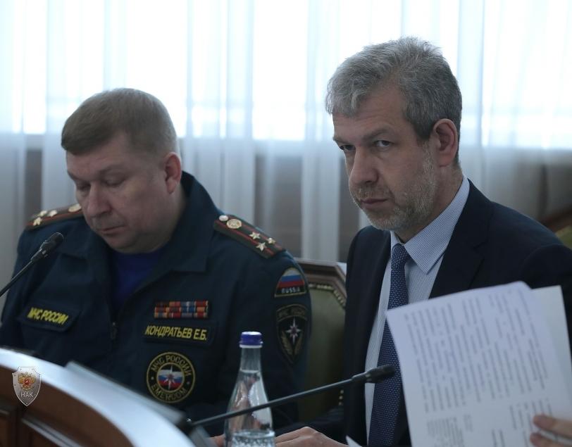 Заслушивание министра транспорта области Иванова А.Н.