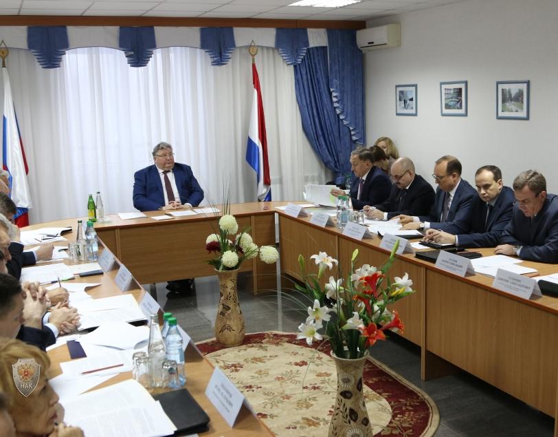 В Рузаевском районе Глава Мордовии Владимир Волков провел совместное заседание Антитеррористической комиссии и Оперативного штаба