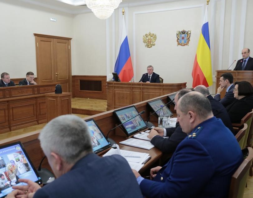 Обсуждение докладов и принятие решения по повестке дня участниками заседания.