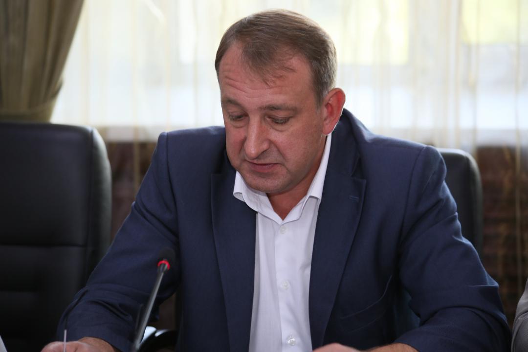 Доклад министра образования и науки Республики Алтай А.В.Бондаренко о готовности объектов образования к новому учебному году