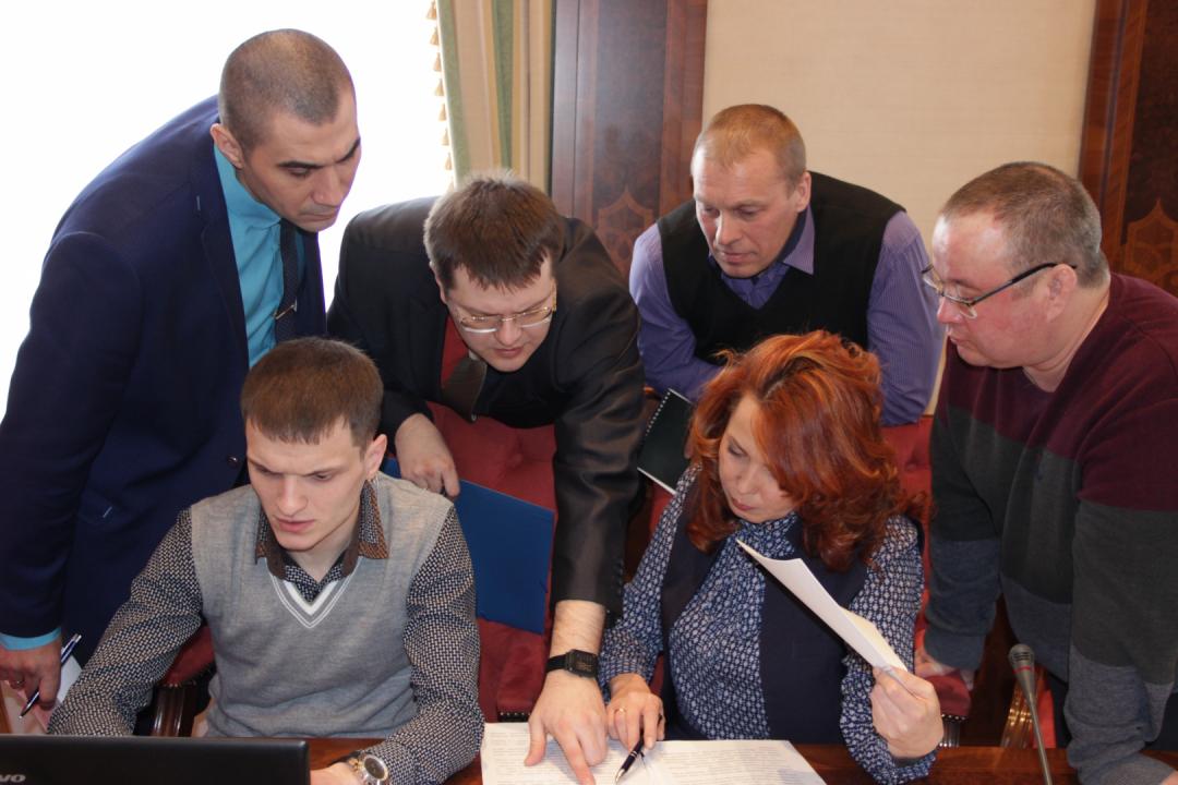 В Сыктывкаре прошли учебно-методические сборы с секретарями АТК муниципальных образований Республики Коми