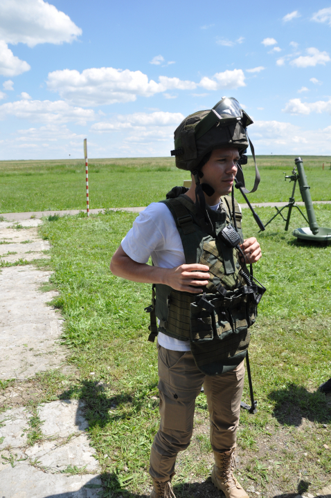 В Ростовской области проведен комплексный семинар «Организация работы журналистов в условиях проведения контртеррористической операции и боевых действий»