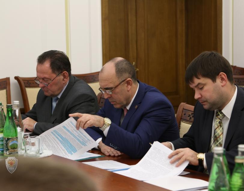 Выступление Министра культуры, национальной политики, туризма и архивного дела Чушкина А.М.