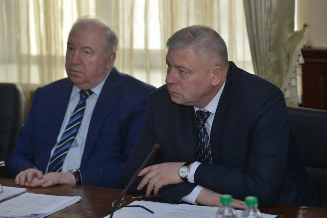 Прошло совместное заседание Антитеррористической комиссии и Оперативного штаба в Республике Алтай