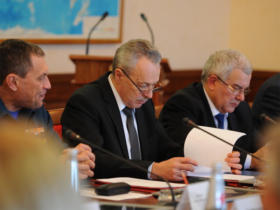 Члены АТК Ставропольского края