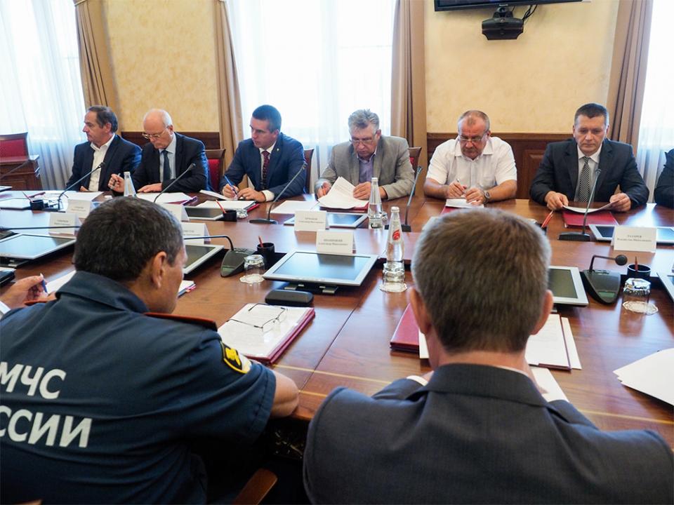 Обсуждение проекта решения комиссии