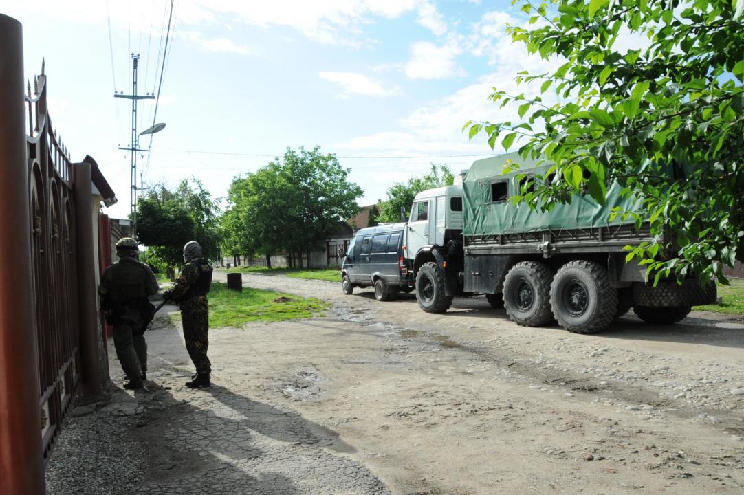 В КБР ликвидирована бандгруппа, входившая в запрещенную международную террористическую организацию «Имарат Кавказ