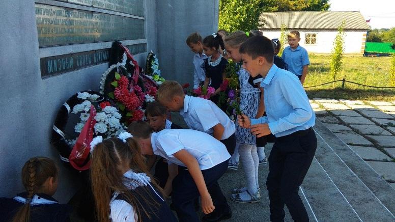 Мероприятия, приуроченные ко Дню солидарности в борьбе с терроризмом, проведены в Оренбургской области