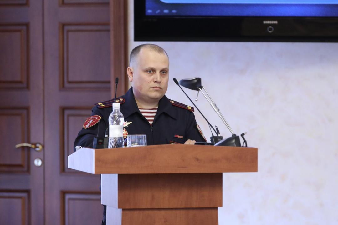 Заседание антитеррористической комиссии проведено в Еврейской автономной области