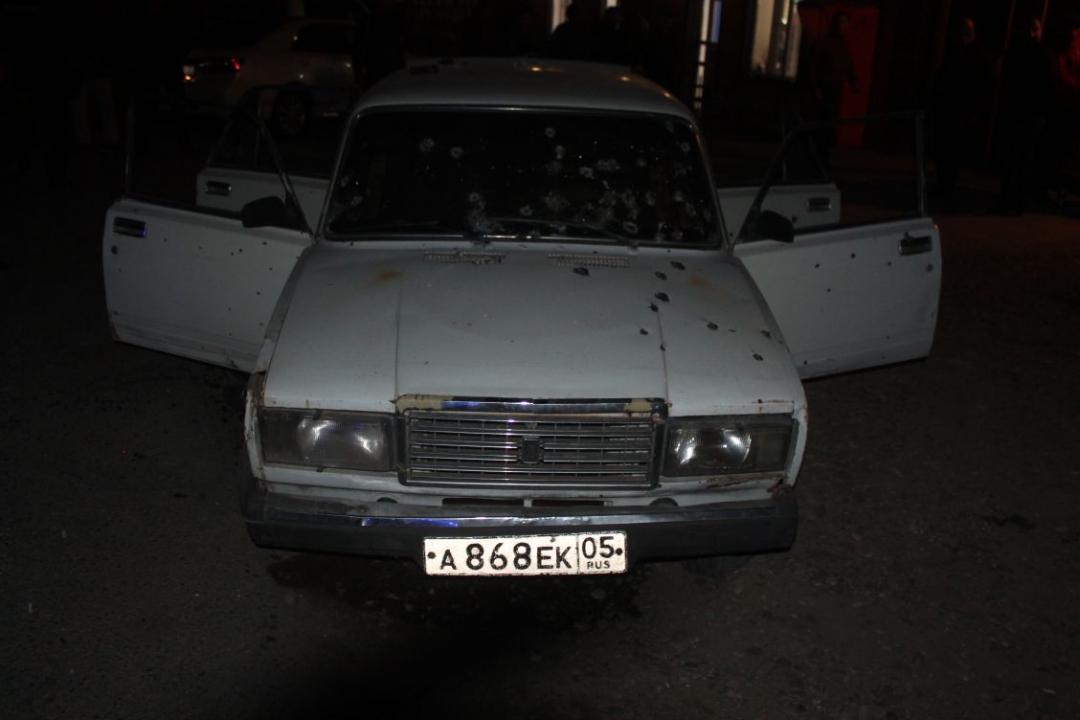 В Дагестане в ходе КТО нейтрализованы вооруженные бандиты