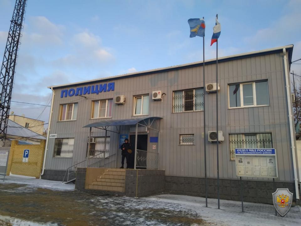 Оперативным штабом в Волгоградской области проведено командно-штабное учение