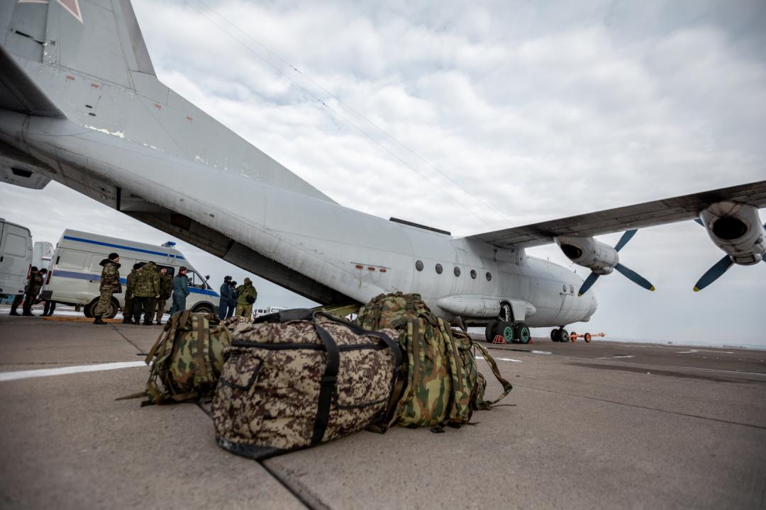 На объекте Коршуновского ГОКа состоялось антитеррористическое учение