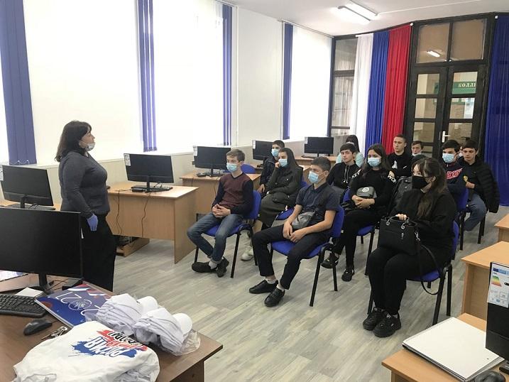 Сотрудники МВД по Кабардино-Балкарской Республике организовали мероприятие по профилактике экстремизма и терроризма в образовательных учреждениях г. Чегема