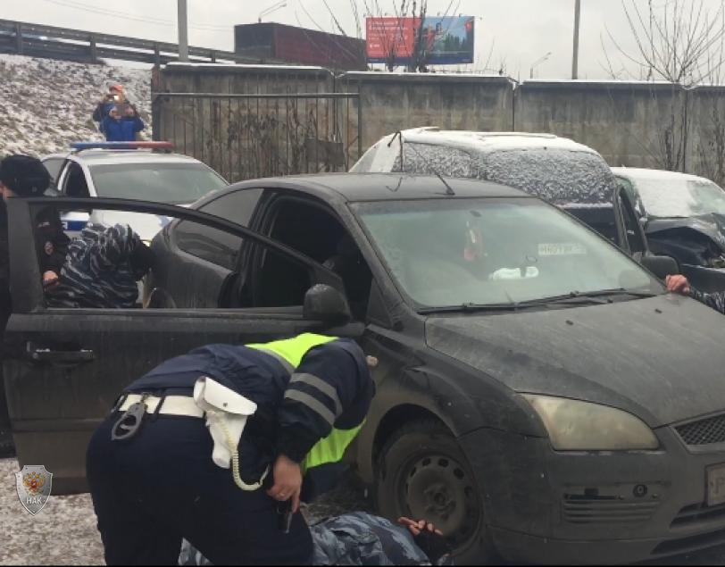 В Москве сотрудники МВД России приняли участие в антитеррористических учениях