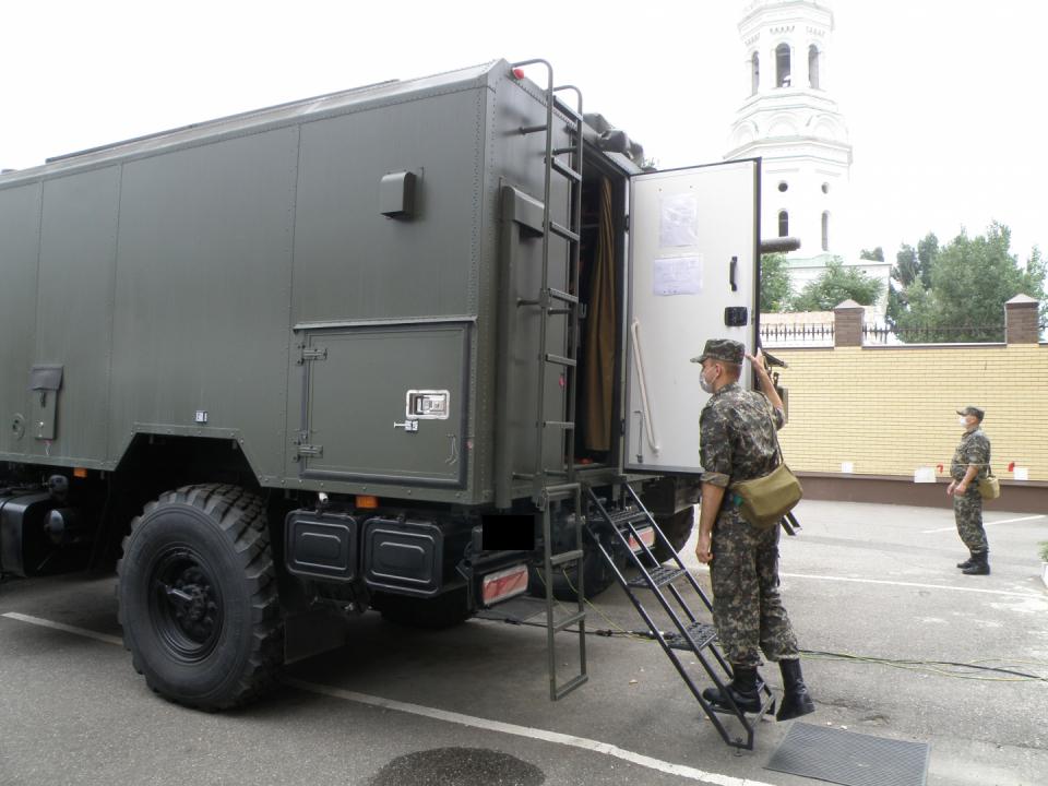 Оперативным штабом в Астраханской области проведены  командно-штабные учения