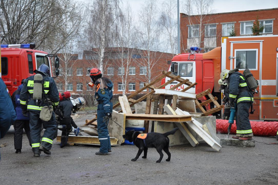 Оперативным штабом в Калужской области проведено тактико-специальное учение