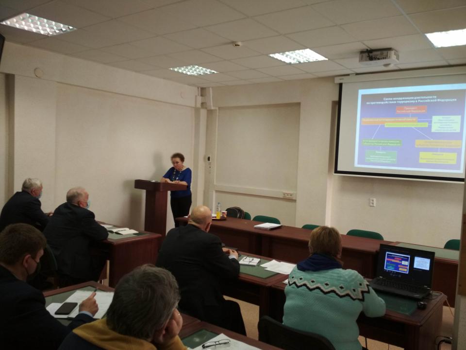 В Кировской области проведено обучение государственных и муниципальных служащих