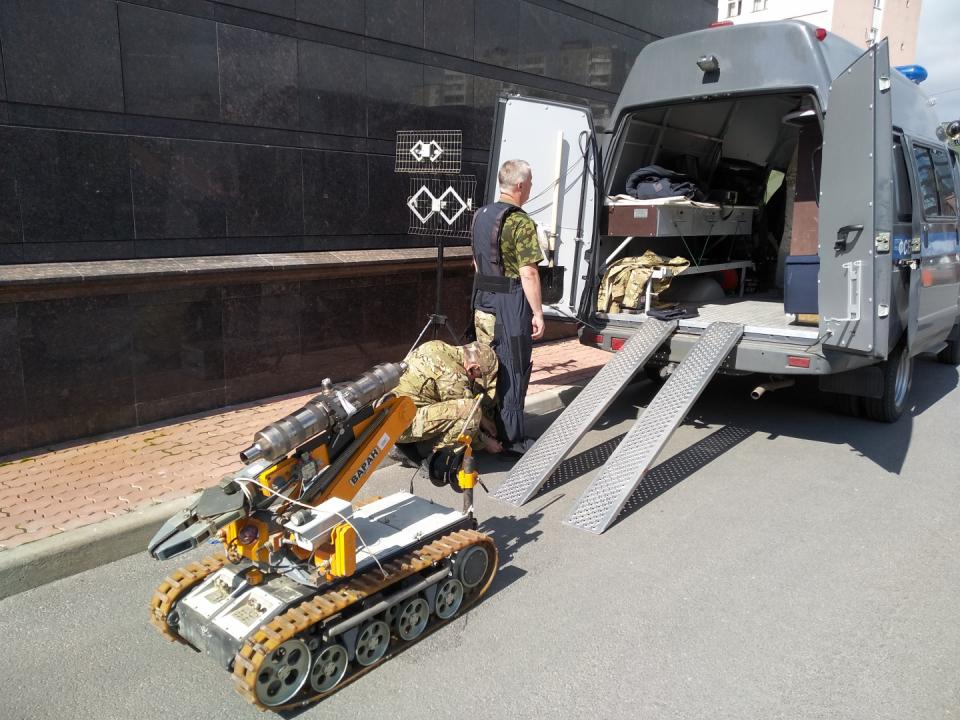 Оперативным штабом в Мурманской области проведено командно-штабное антитеррористическое учение