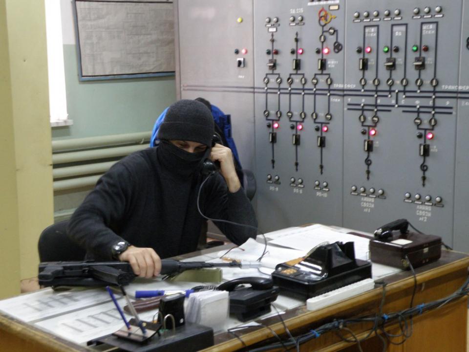 Террористы выдвигают требования