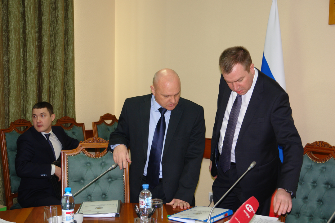 В Ханты-Мансийске состоялось заседание Антитеррористической комиссии и Оперативного штаба