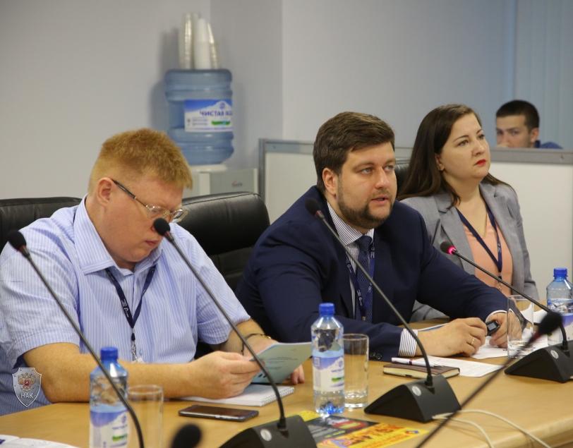 В Красноярске под эгидой Национального антитеррористического комитета проводится Всероссийская конференция по вопросам противодействия идеологии терроризма